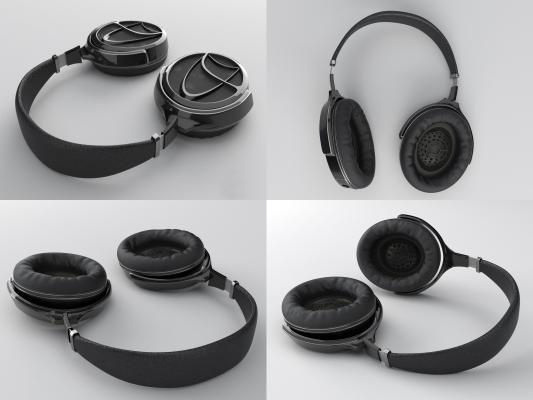 现代耳机 耳麦