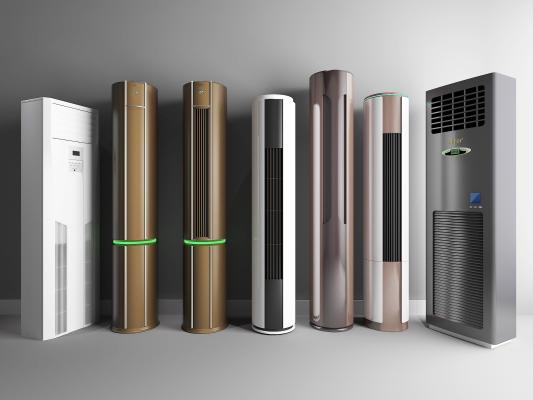 日式空调柜机 立式空调
