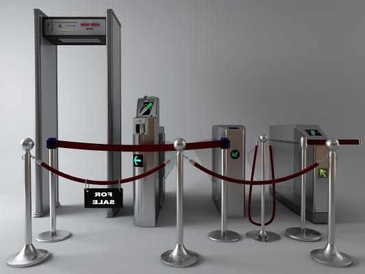 现代安检门 闸门