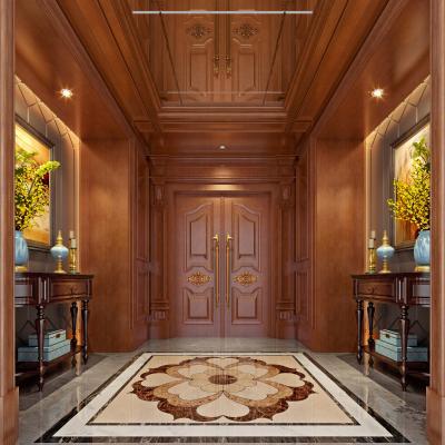 新中式家装玄关