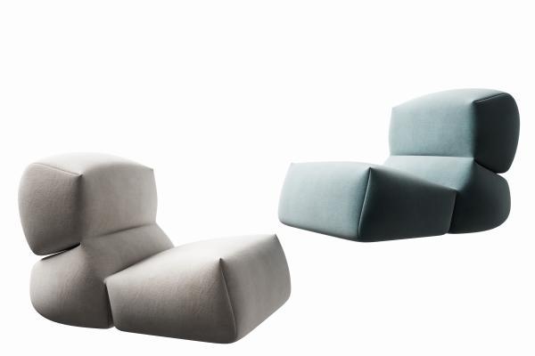 现代懒人沙发