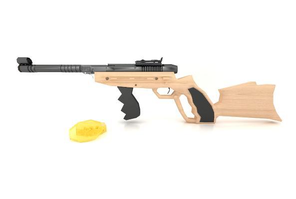 現代風格槍