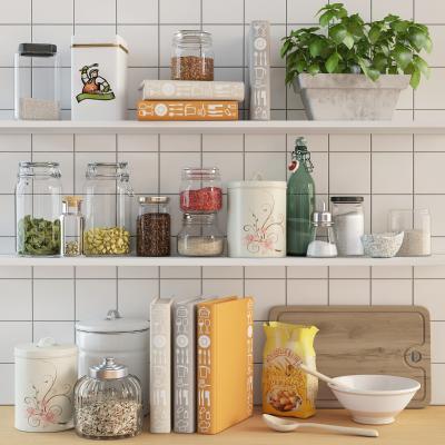 现代厨房用品 调味品