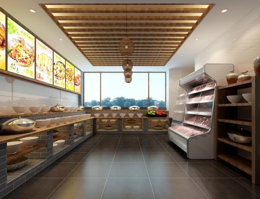 新中式点菜区