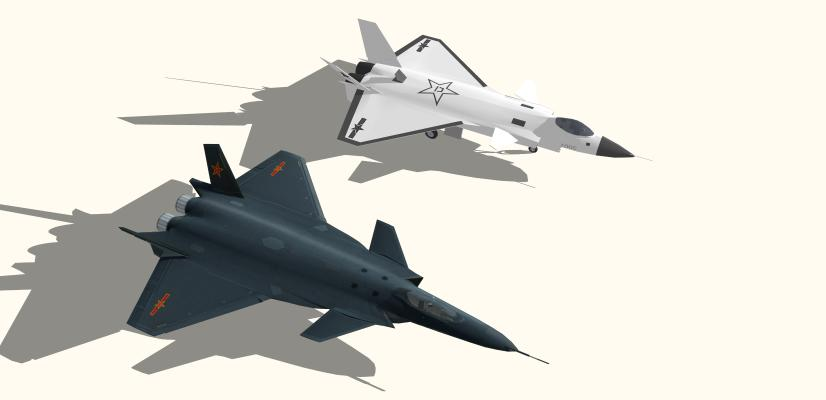 中国J20 J20 战斗机 飞机
