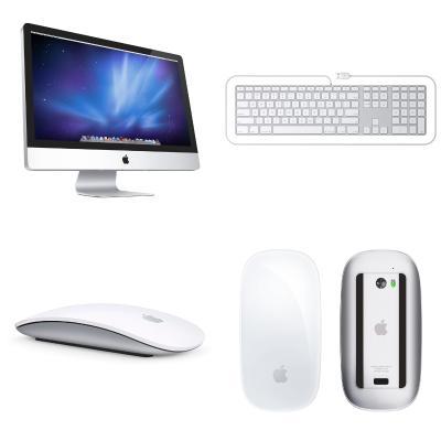 现代苹果电脑 键盘 鼠标