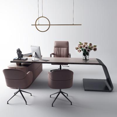 后现代办公桌 大班台
