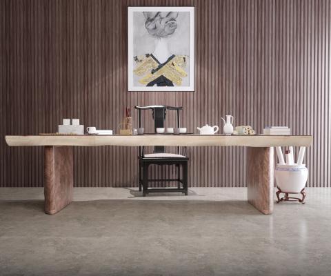 現代風格書桌椅