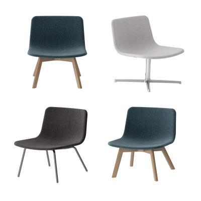 现代休闲椅 单椅 餐椅