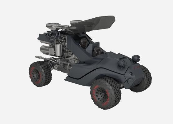 现代消防灭火玩具车 消防车