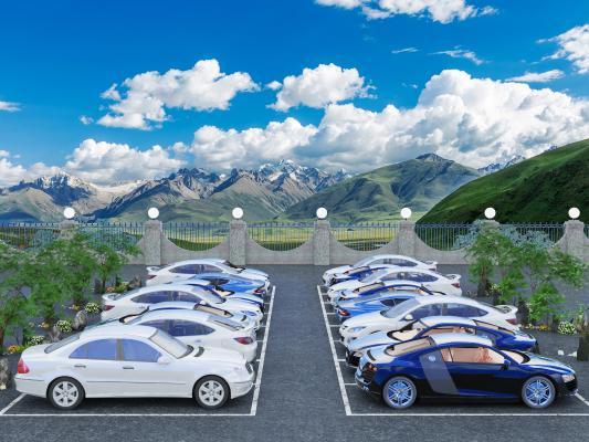 现代汽车 机动车