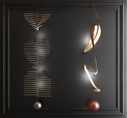现代艺术吊灯