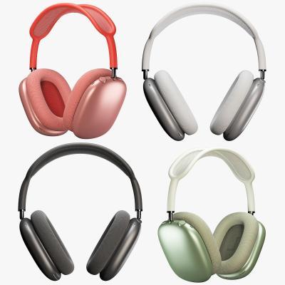 现代苹果头戴耳机 airpods