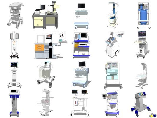 现代医疗器材 医疗设备 医用器械