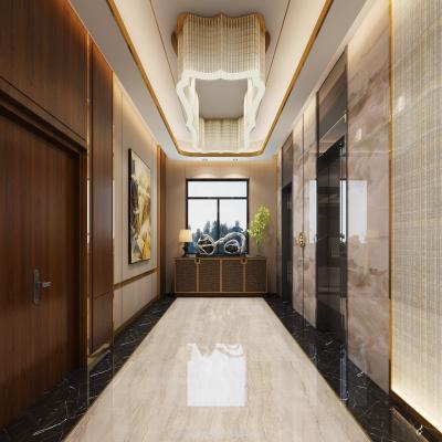 新中式电梯间