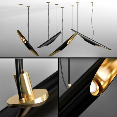 现代风格吊灯 金属吊灯