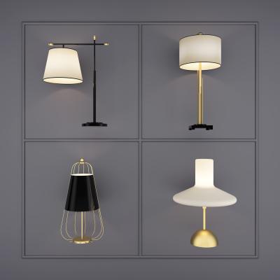 现代台灯 灯具 灯