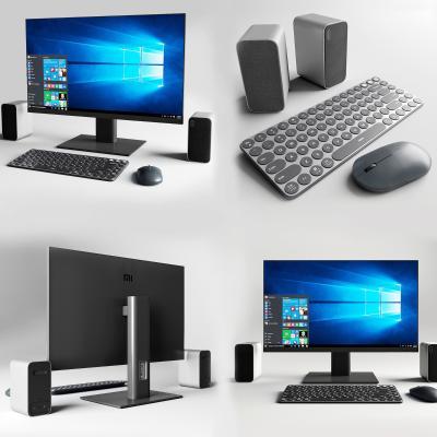 现代电脑 鼠标 键盘