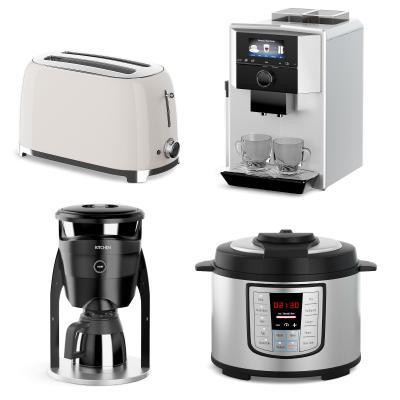 现代厨房用品 电饭锅 面包机