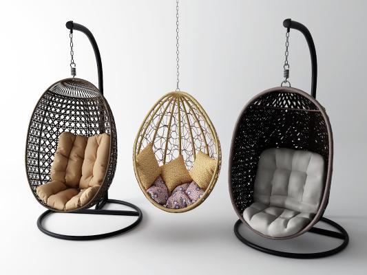 东南亚吊椅 休闲椅