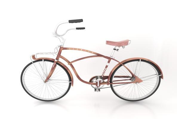 現代風格自行車