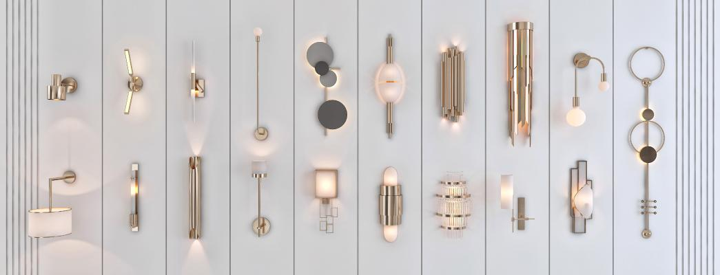 現代風格壁燈