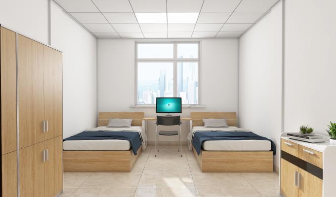现代公司休息室 宿舍 门卫室