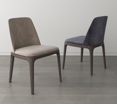 现代简约餐椅 单椅
