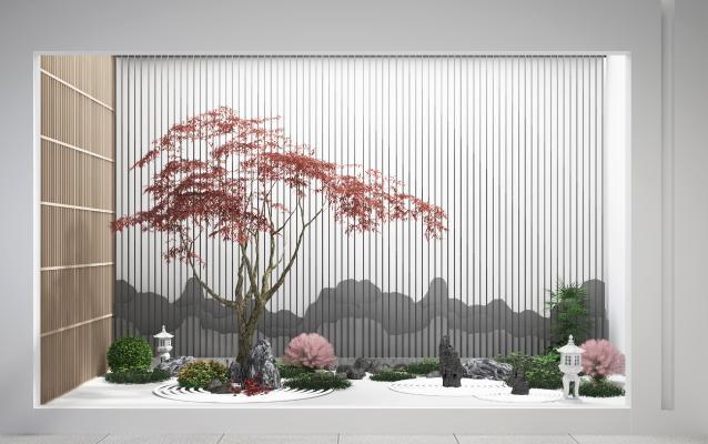 新中式景观
