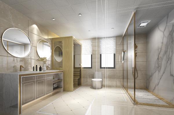 卫生间 淋浴房 桑拿房