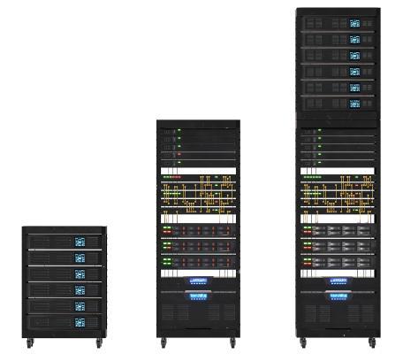 现代服务器 机柜