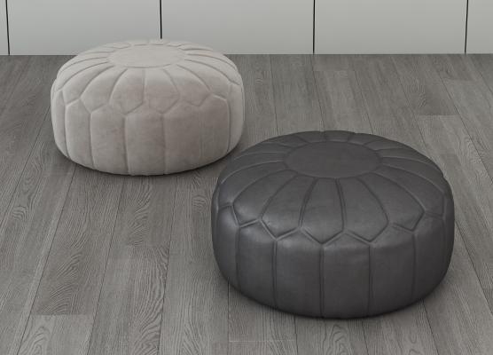 现代风格沙发凳