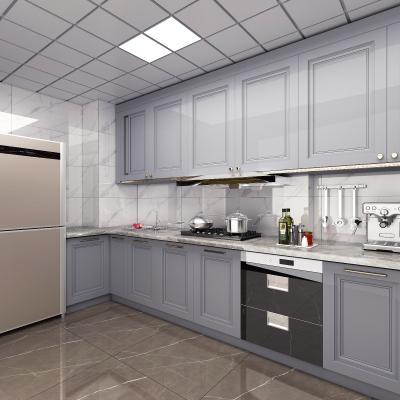 现代风格厨房