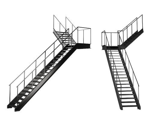 工业风楼梯