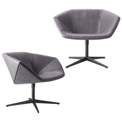荷兰montis ELLA现代单椅