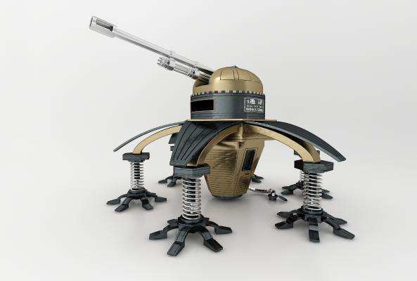 現代風格機器人