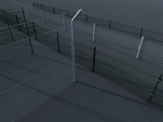 现代金属铁丝网