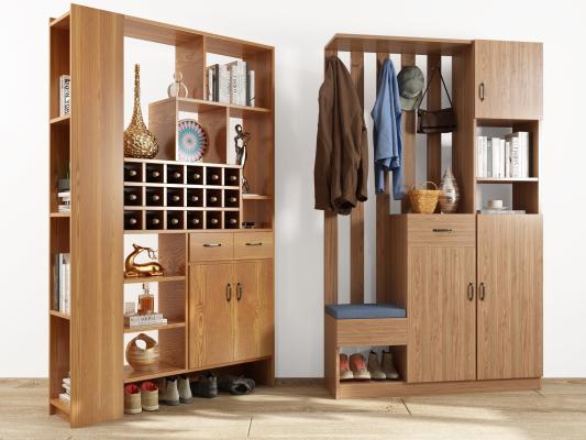 现代风格装饰架,置物架,玄关柜,门头柜,鞋柜,入户柜