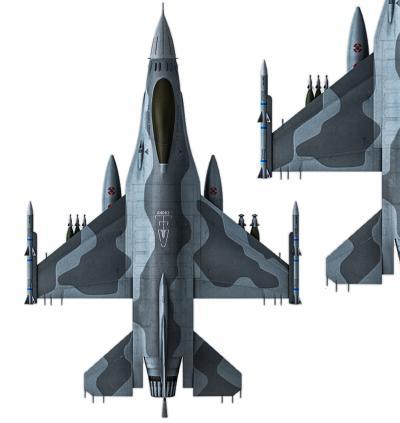 现代战斗机 飞机