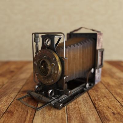 新古典摄像机