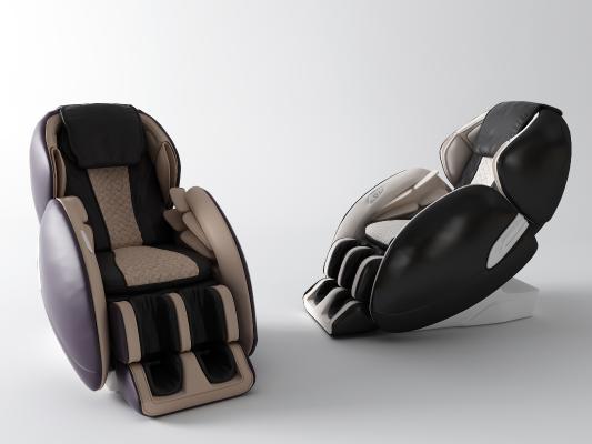 現代按摩椅