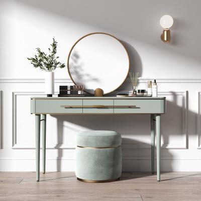 現代梳妆台 矮凳