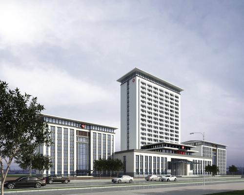 新中式医院