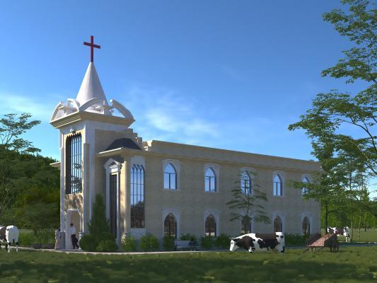 �W式教堂