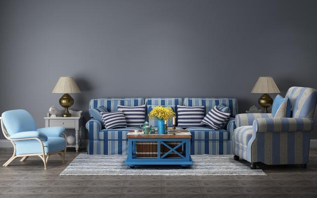 地中海组合沙发