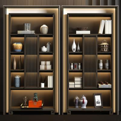 新中式裝飾柜