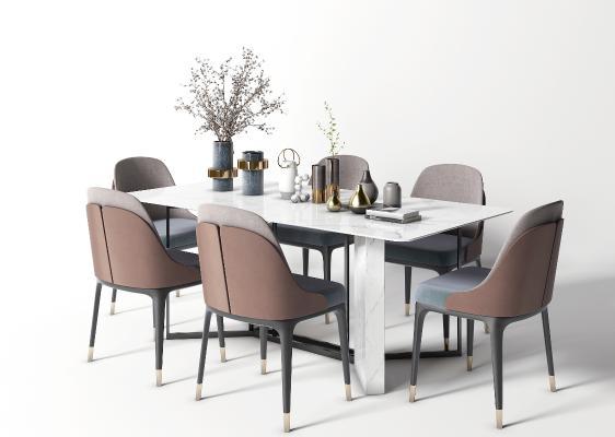 新中式就在�@�r候餐桌椅 茶桌椅 餐桌