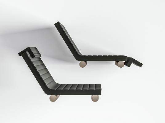 現代休閑椅 單椅 躺椅