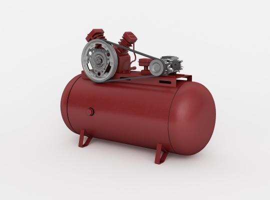 现代空气压缩机 空气压缩器 打气机