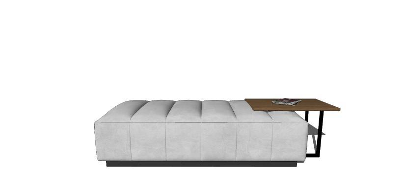 现代休闲凳 沙发凳